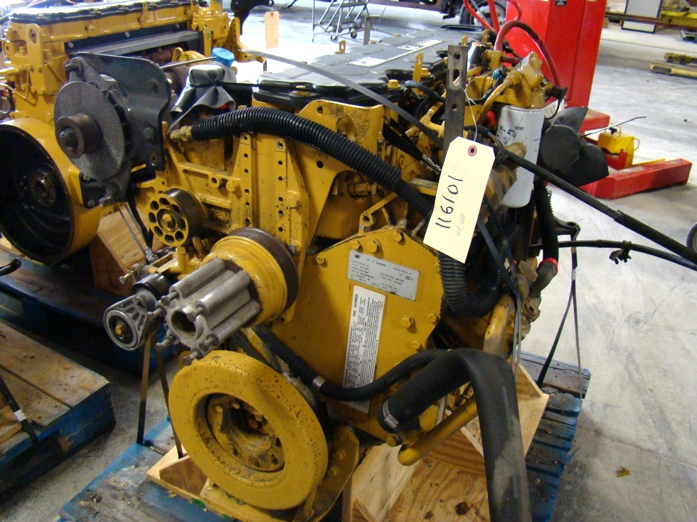 CATERPILLAR DIESEL ENGINE | CAT 300HP C7 7.2L FOR SALE RV Chassis Parts