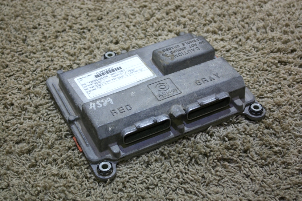 USED ALLISON TRANSMISSION ECU - TCM 29537441 RV PARTS FOR SALE RV Chassis Parts