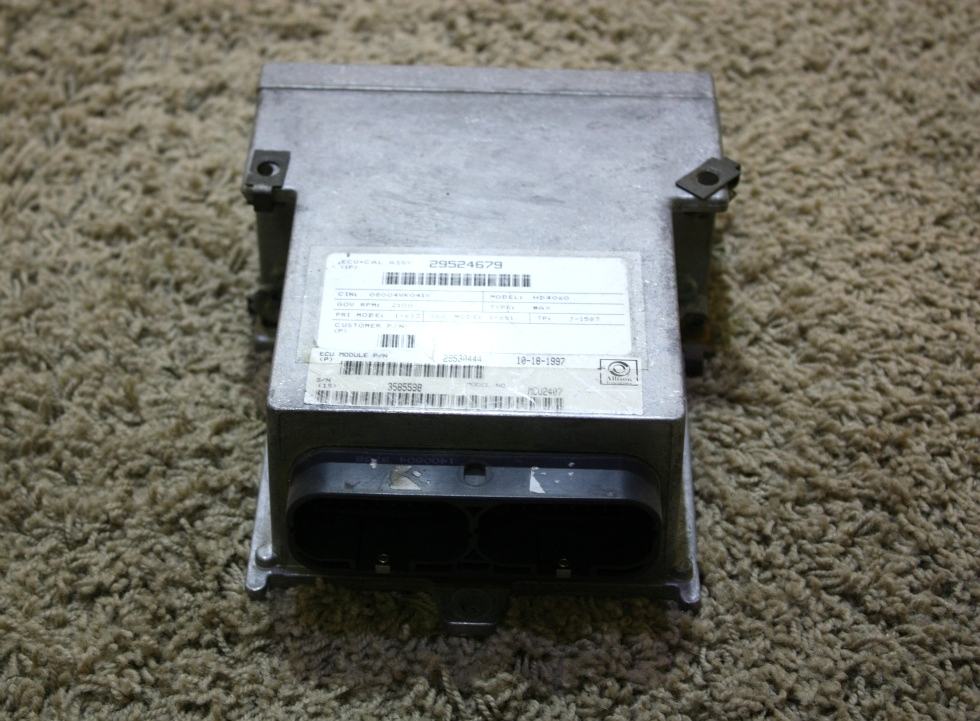 USED ALLISON TRANSMISSION ECU 29530444 MOTORHOME PARTS FOR SALE RV Chassis Parts