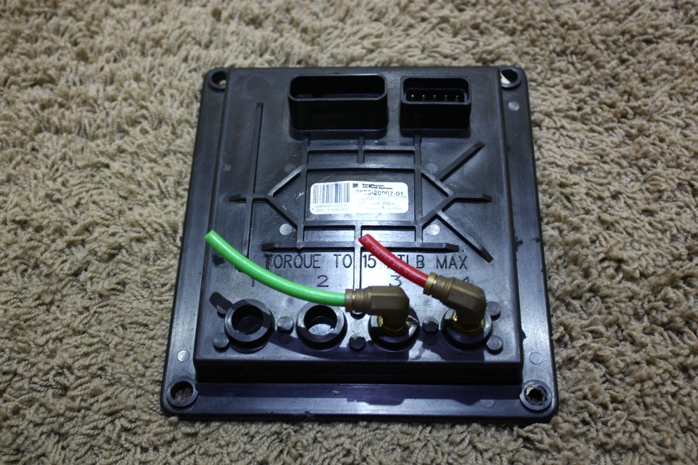 USED RV BORGWARNER VEHICLE DYNAMICS CONTROLLER 7020-20007-01 FOR SALE RV Chassis Parts