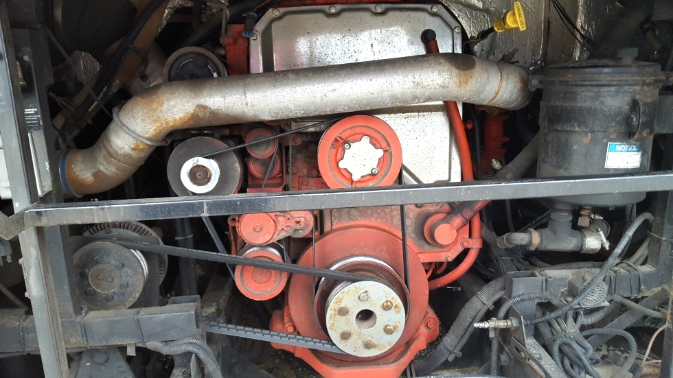ISX 600 CUMMINS DIESEL ENGINE FOR SALE YEAR - 2006 RV Chassis Parts