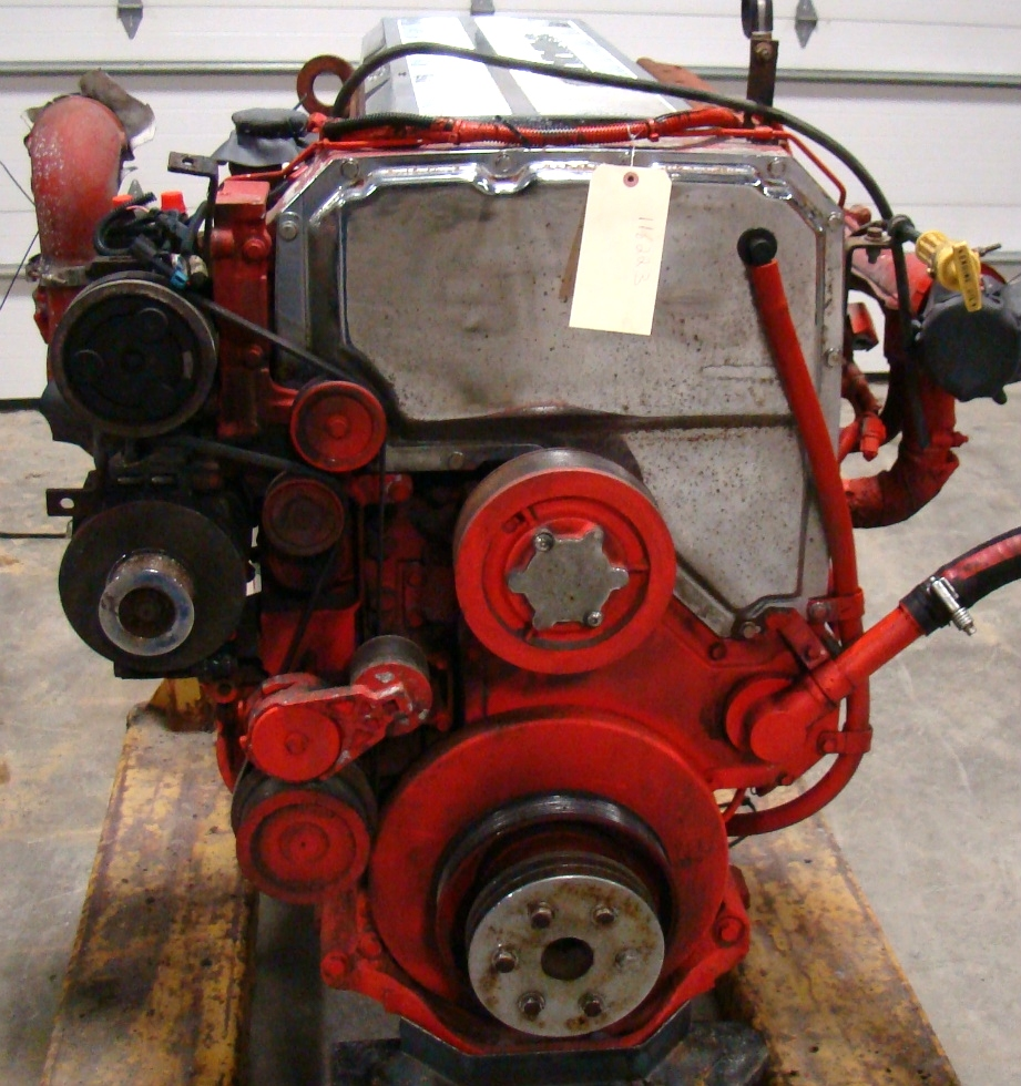 USED CUMMINS DIESEL | ISX 600 CUMMINS DIESEL ENGINE FOR SALE YEAR - 2006  RV Chassis Parts