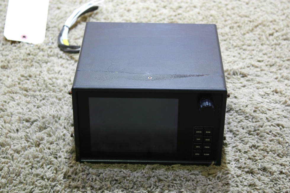USED RV SILVER LEAF ELECTRONICS VMS 320 EL MONITOR FOR SALE RV Chassis Parts