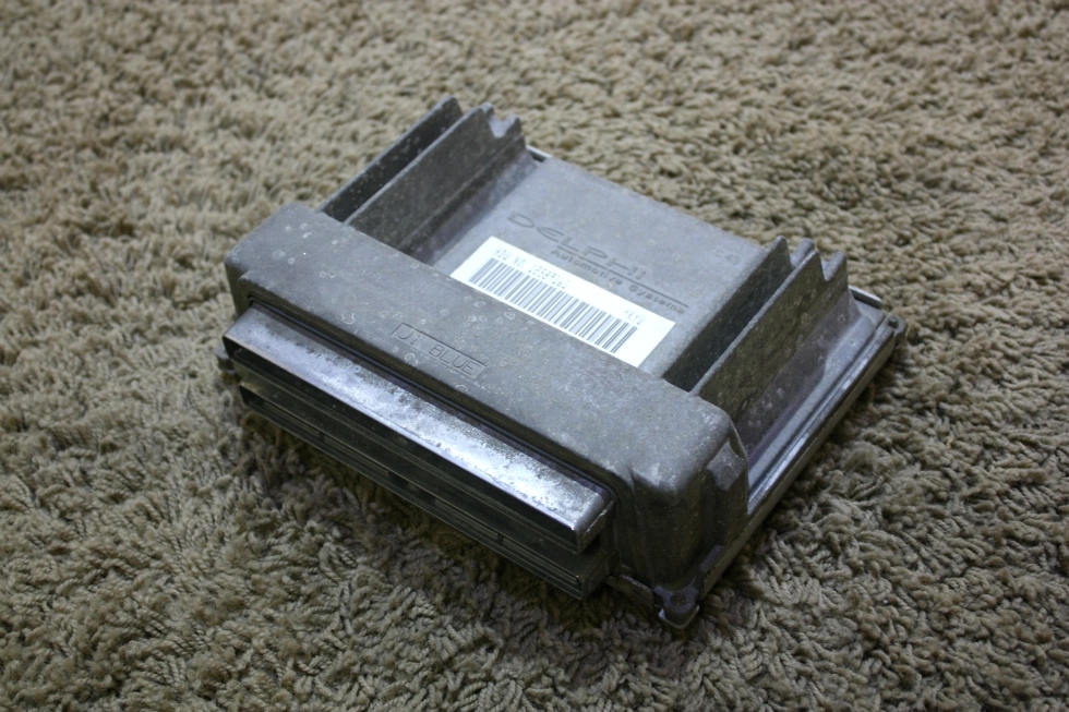 USED MOTORHOME 12589161 DELPHI AUTOMOTIVE SYSTEMS ECM FOR SALE RV Chassis Parts