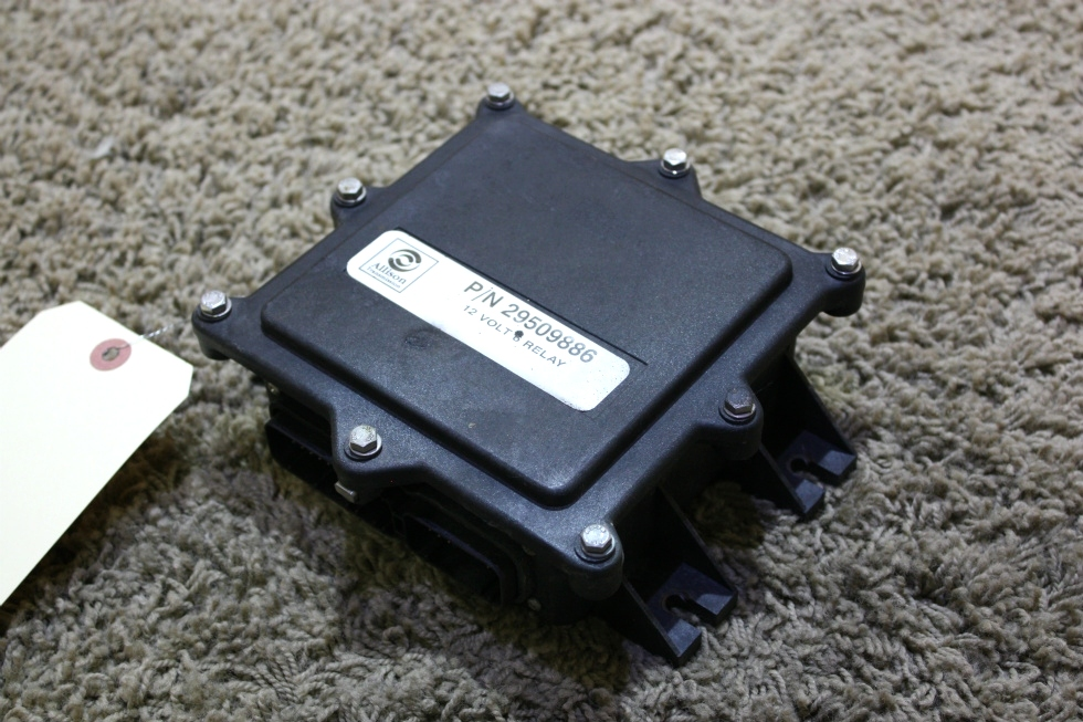 USED ALLISON TRANSMISSION 29509886 12 VOLT 6 RELAY MOTORHOME PARTS FOR SALE RV Chassis Parts