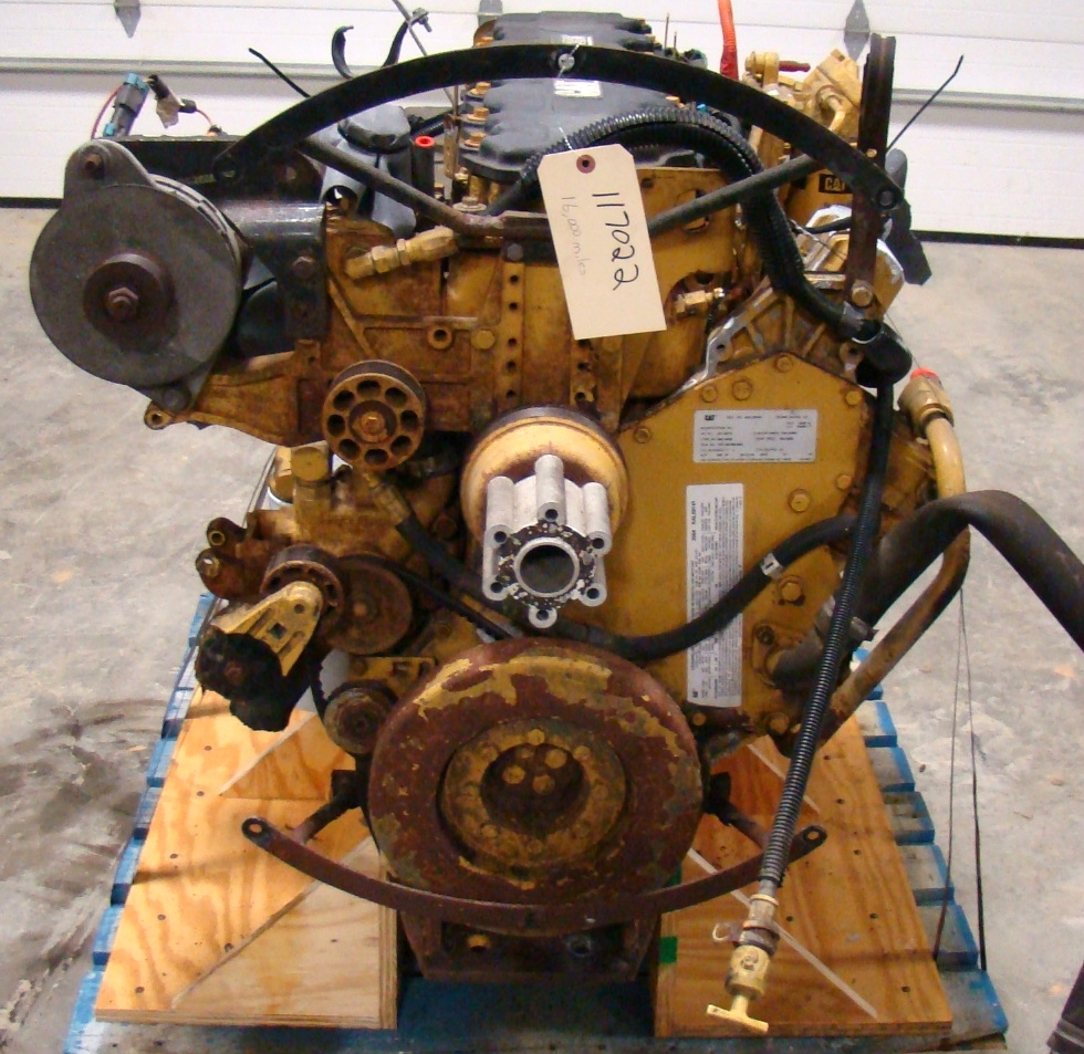 CATERPILLAR DIESEL ENGINE | CAT 350HP C7 7.2L 2004 FOR SALE  RV Chassis Parts