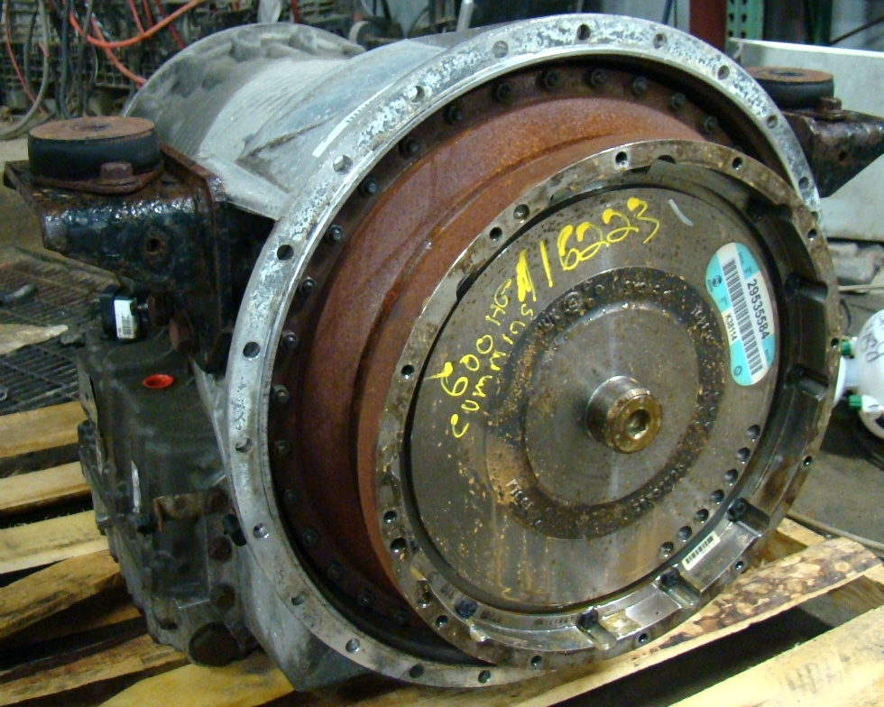 USED ALLISON TRANSMISSION | ALLISON MD4000MH TRANSMISSION FOR SALE  RV Chassis Parts