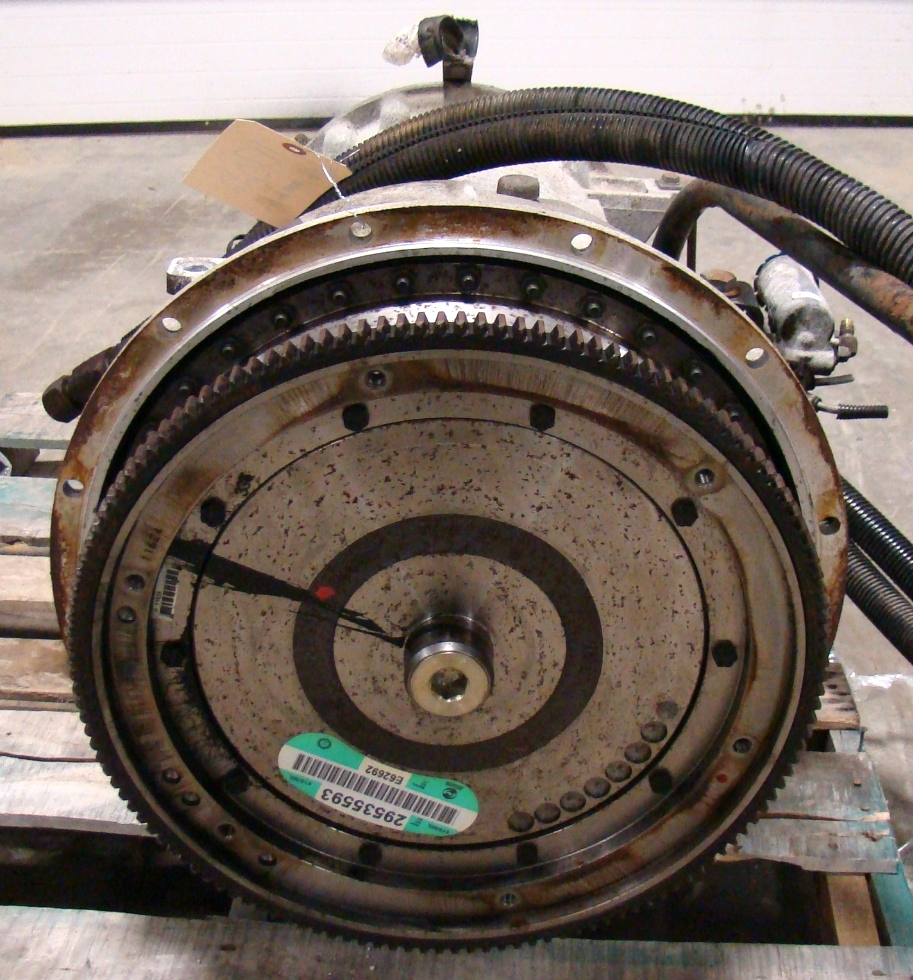 USED ALLISON TRANSMISSION MODEL MD3000MH S/N 6510514612 FOR SALE  RV Chassis Parts