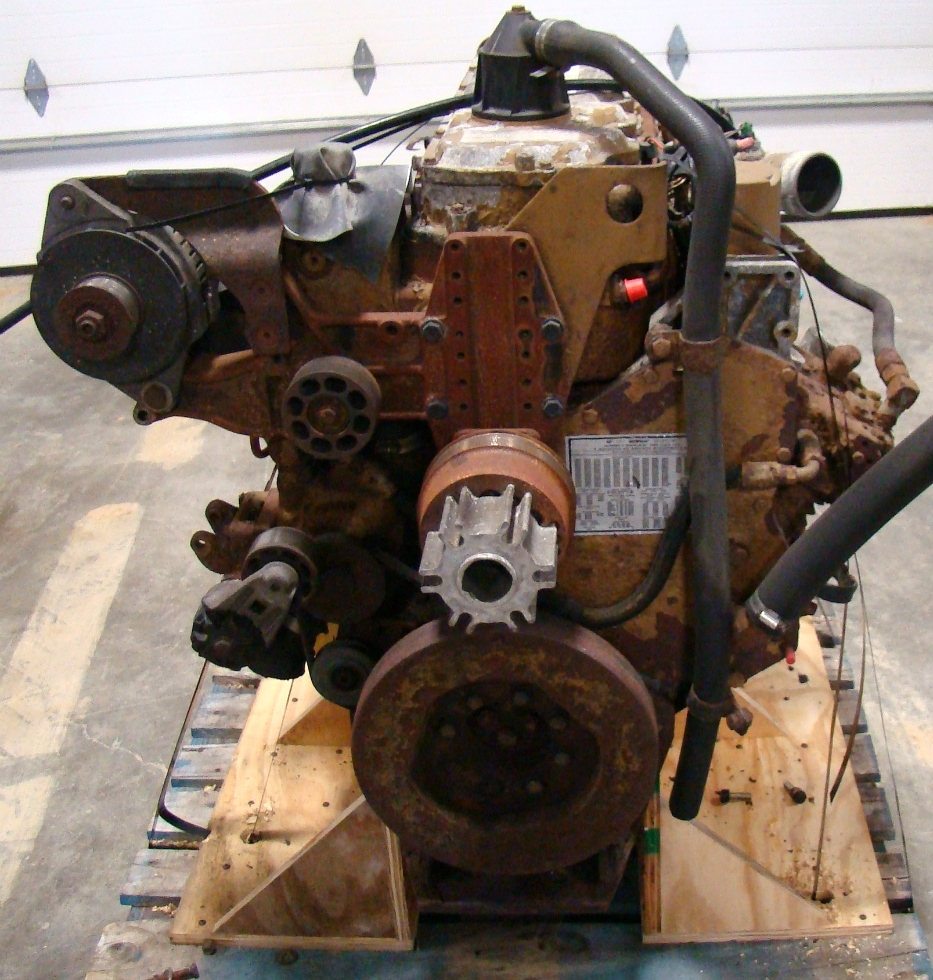USED CATERPILLAR ENGINE | 3126 7.2L YEAR 1998 330HP FOR SALE  RV Chassis Parts