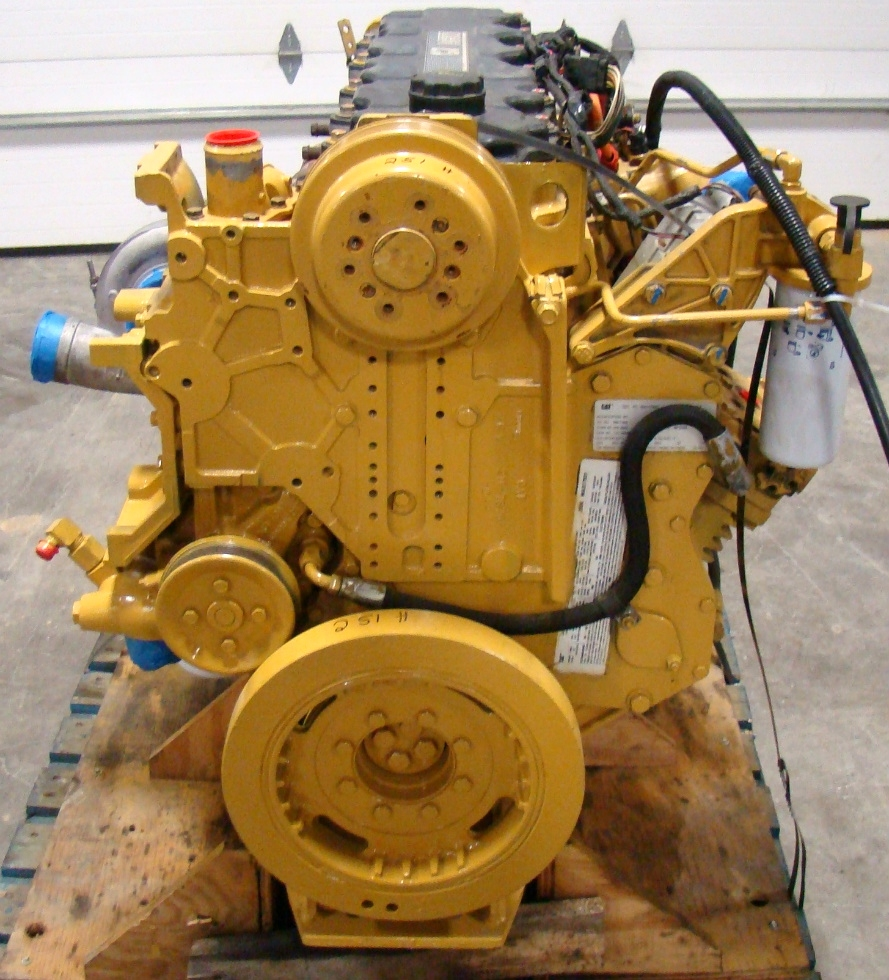 CATERPILLAR DIESEL ENGINE | C7 7.2L 250HP FOR SALE RV Chassis Parts