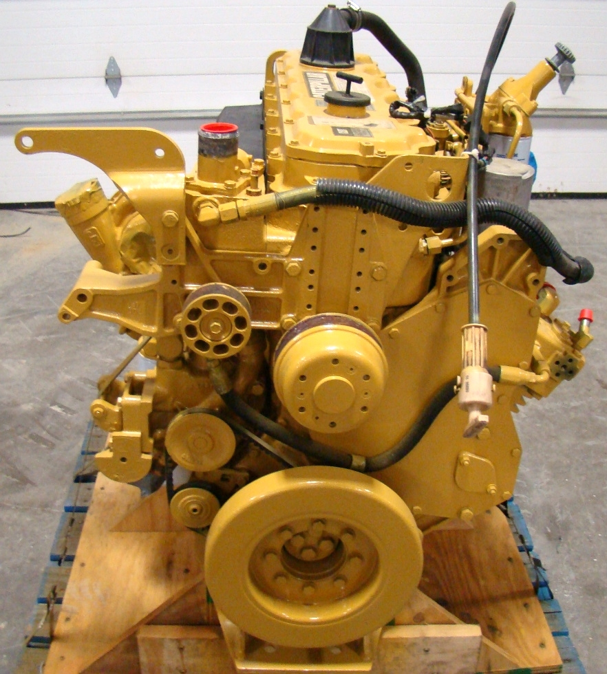 CATERPILLAR DIESEL ENGINE | CATERPILLAR 3126 7.2L 250HP YEAR 1999 FOR SALE  RV Chassis Parts