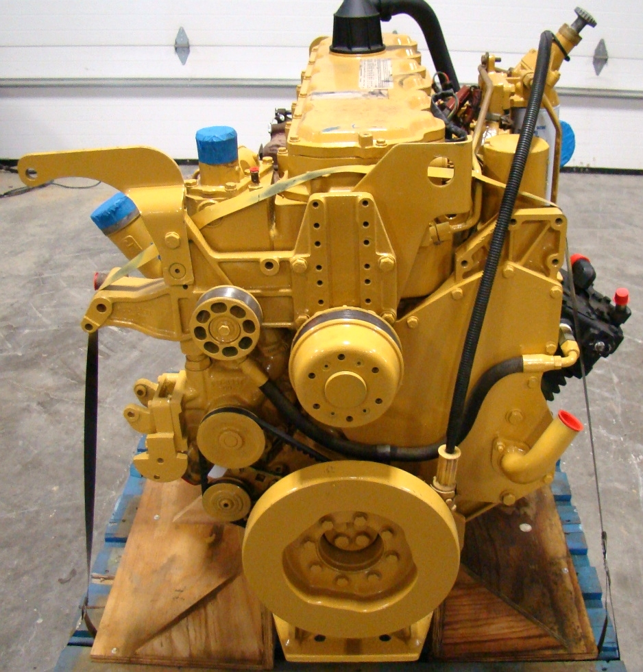 CATERPILLAR DIESEL ENGINE | CATERPILLAR 3126 7.2L 190HP YEAR 2000 FOR SALE  RV Chassis Parts