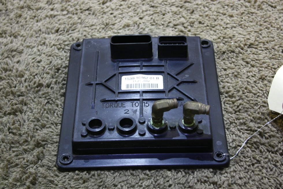 USED MOTORHOME VEHICLE DYNAMICS CONTROLLER 1539-10167-01 B FOR SALE RV Chassis Parts