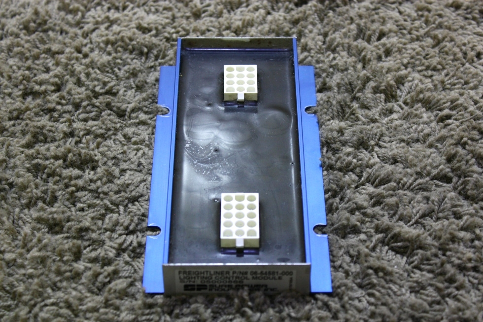 USED MOTORHOME SURE POWER 06-54581-000 LIGHTING CONTROL MODULE FOR SALE RV Chassis Parts