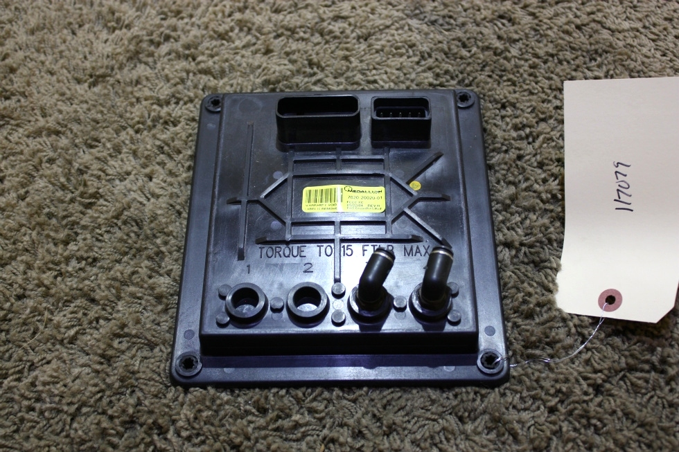 USED RV MEDALLION VEHICLE DYNAMICS CONTROLLER 7020-20020-01 FOR SALE RV Chassis Parts