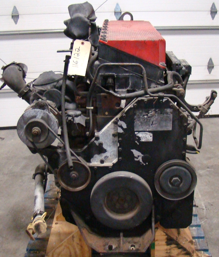 USED CUMMINS DIESEL MOTOR | CUMMINS DIESEL ISM450 450HP YEAR 2001 FOR SALE  RV Chassis Parts