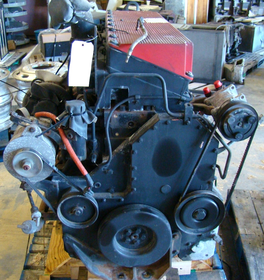USED CUMMINS DIESEL MOTOR | CUMMINS DIESEL ISM450 450HP YEAR 1998 FOR SALE  RV Chassis Parts