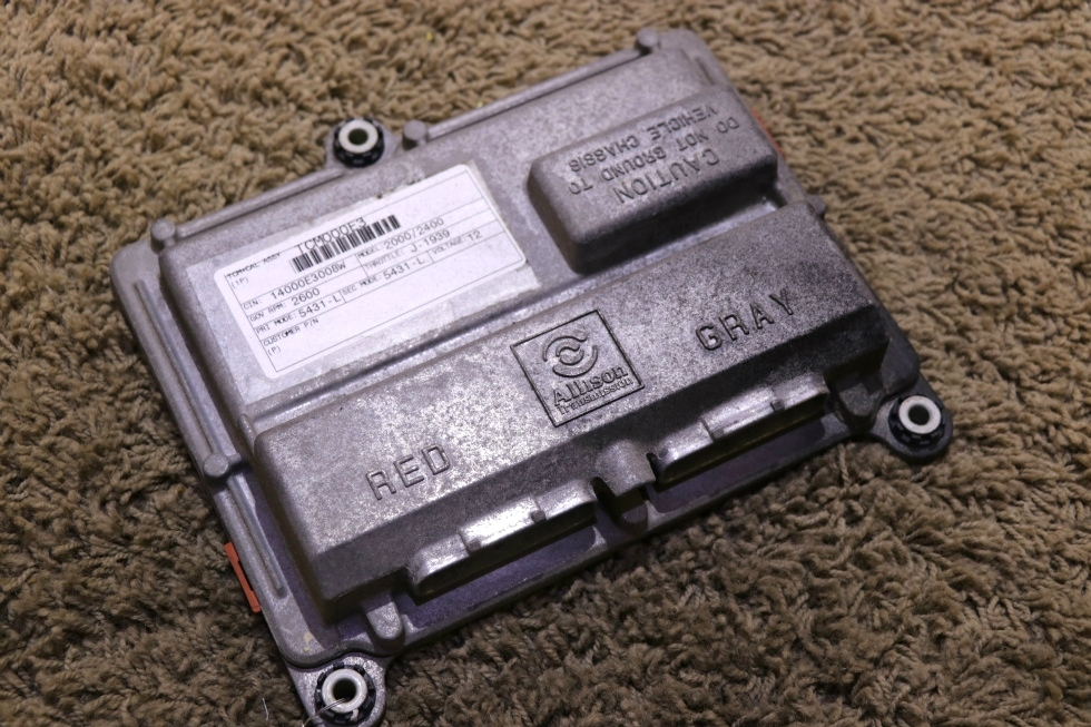 USED RV ALLISON TRANSMISSION ECU-TCM 29537441 FOR SALE RV Chassis Parts