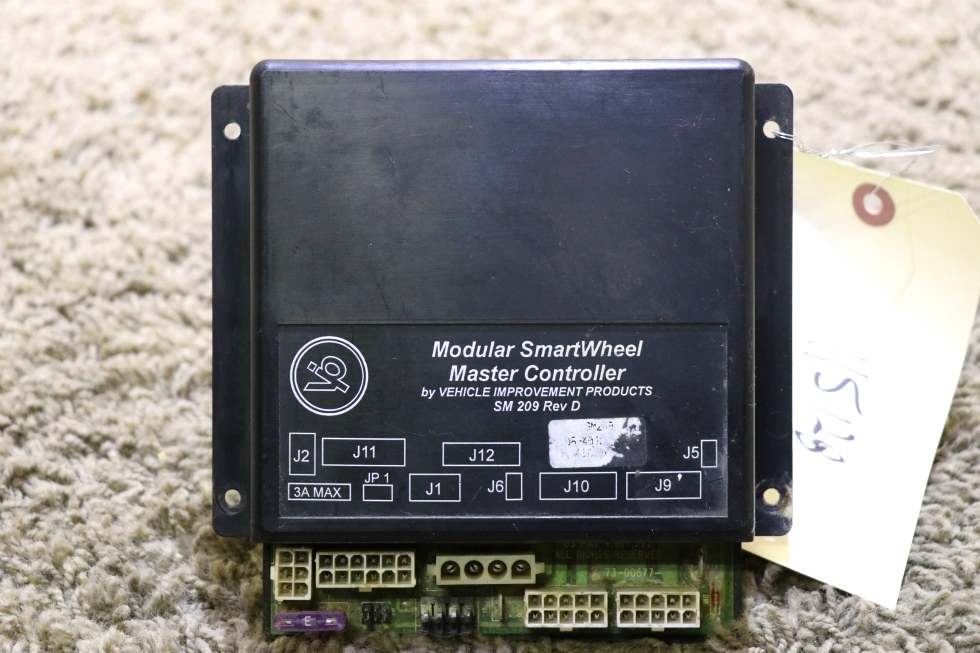 USED VEHICLE IMPROVEMENT PRODUCTS SM209 MODULAR SMARTWHEEL MASTER CONTROLLER RV PARTS FOR SALE RV Chassis Parts