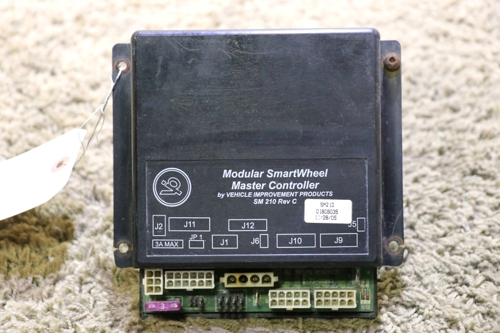 USED RV SM210 MODULAR SMARTWHEEL MASTER CONTROLLER BY V.I.P FOR SALE RV Chassis Parts