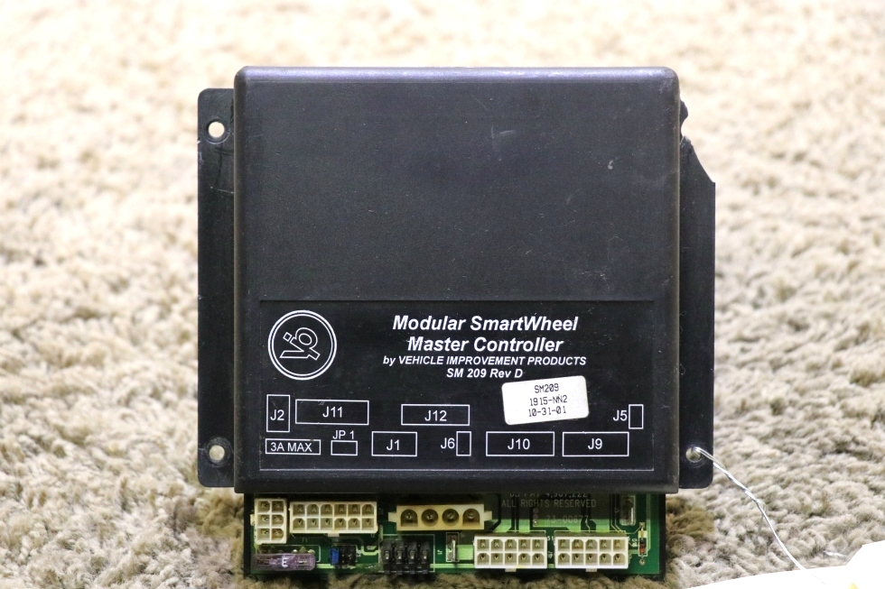 USED RV MODULAR SMARTWHEEL MASTER CONTROLLER BY V.I.P SM209 FOR SALE RV Chassis Parts