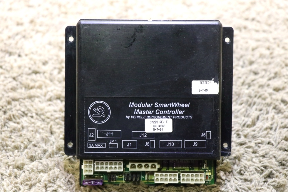 USED MODULAR SMARTWHEEL MASTER CONTROLLER BY VEHICLE IMPROVEMENT PRODUCTS SM209 FOR SALE RV Chassis Parts