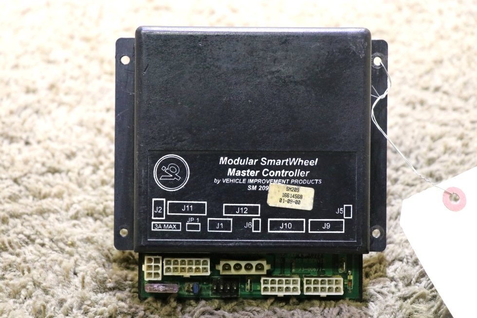 USED RV SM209 MODULAR SMARTWHEEL MASTER CONTROLLER FOR SALE RV Chassis Parts