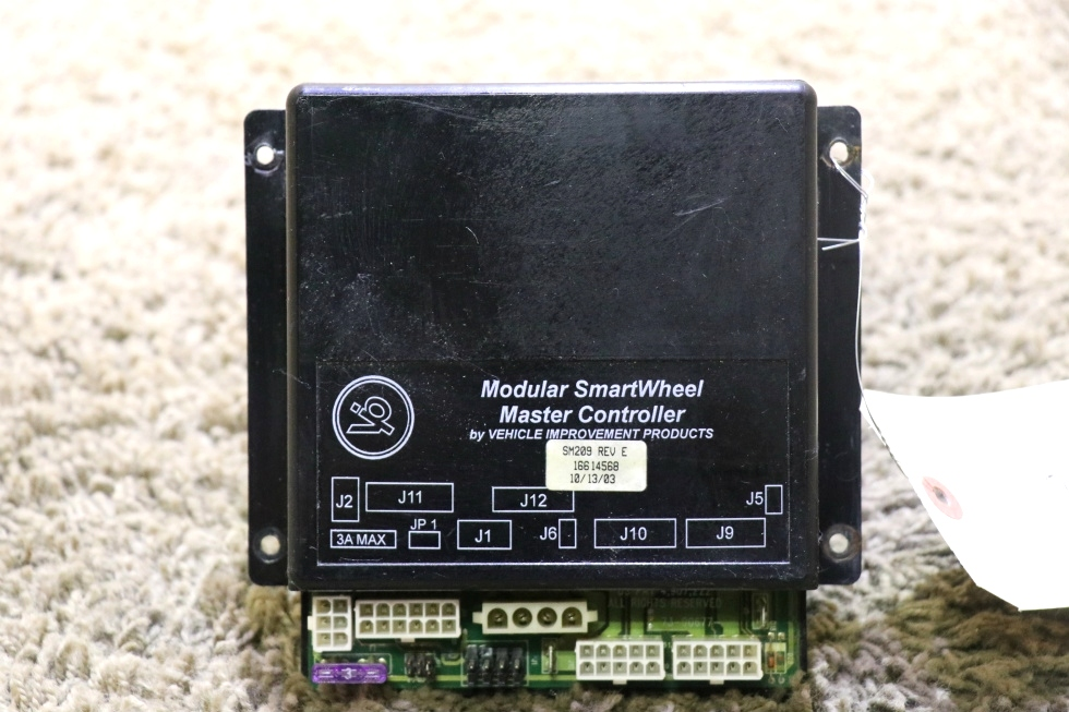 USED MODULAR SMARTWHEEL MASTER CONTROLLER BY V.I.P SM209 RV PARTS FOR SALE RV Chassis Parts