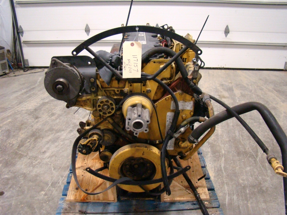 CATERPILLAR DIESEL ENGINE | CAT 330HP C7 7.2L FOR SALE  RV Chassis Parts