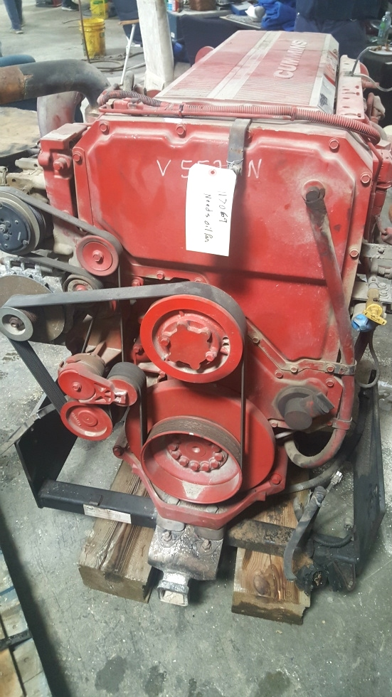 USED CUMMINS ISX525 FOR SALE  RV Chassis Parts