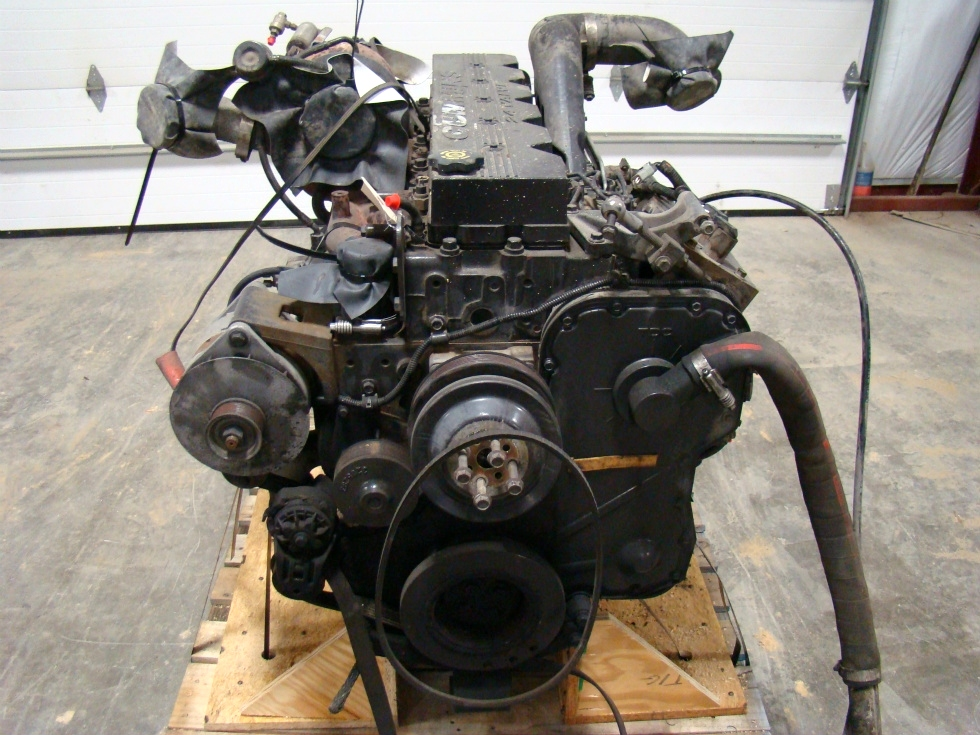 CUMMINS DIESEL ENGINE CUMMINS ISC330 8.3L 330HP RV Chassis Parts