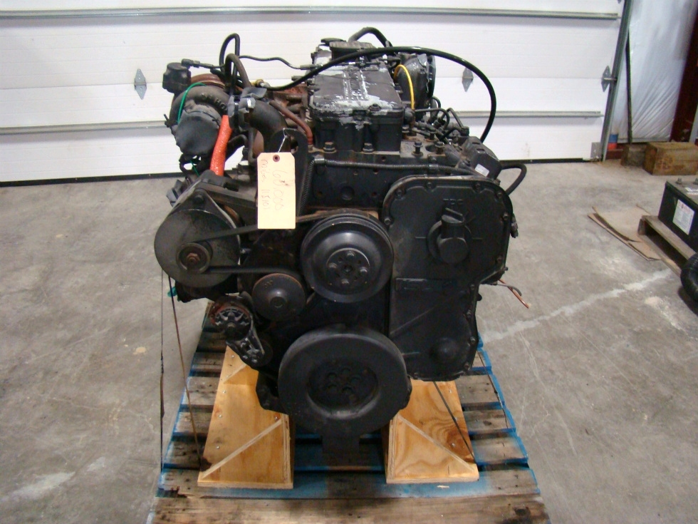USED CUMMINS DIESEL | 8.8L ISL400 COMMON RAIL FOR SALE  RV Chassis Parts