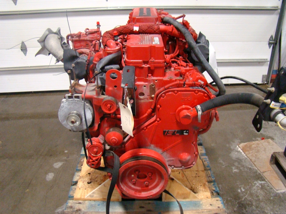 USED CUMMINS ENGINES FOR SALE | CUMMINS ISL425 2009 RV Chassis Parts