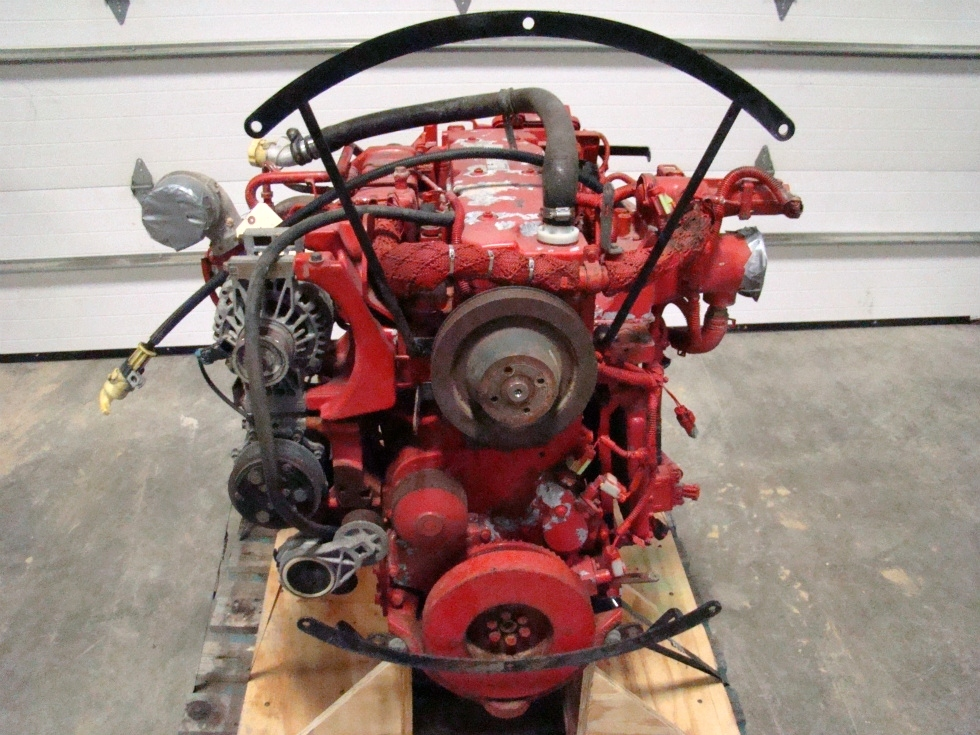 USED CUMMINS ENGINES FOR SALE    CUMMINS 6.7L ISB340 REAR DRIVE YEAR 2008 FOR SALE RV Chassis Parts