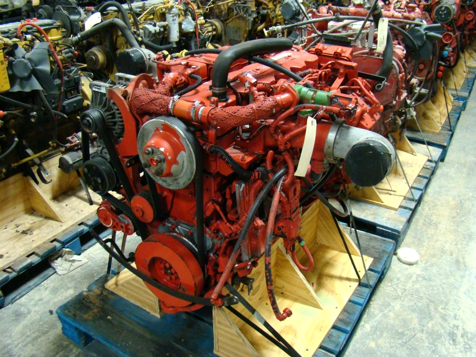 USED CUMMINS ENGINE | CUMMINS 6.7L ISB340 REAR DRIVE YEAR 2011 FOR SALE RV Chassis Parts