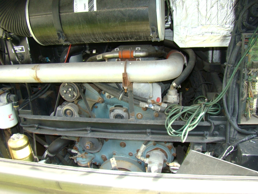 USED 2004 DETROIT DIESEL SERIES 60 515HP ENGINE FOR SALE RV Chassis Parts