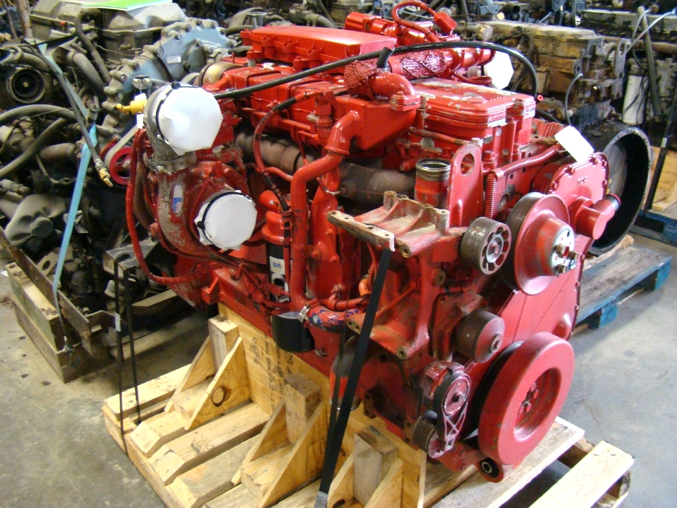 USED CUMMINS ENGINES FOR SALE | CUMMINS ISL 425 2007 FOR SALE RV Chassis Parts