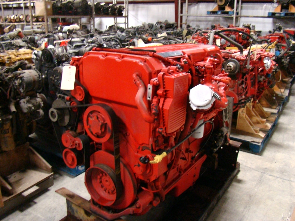 USED CUMMINS ENGINES FOR SALE | CUMMINS ISX 650 DIESEL ENGINE FOR SALE RV Chassis Parts