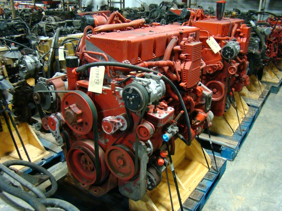 USED CUMMINS ENGINES FOR SALE | 2008 CUMMINS ISM500 FOR SALE RV Chassis Parts