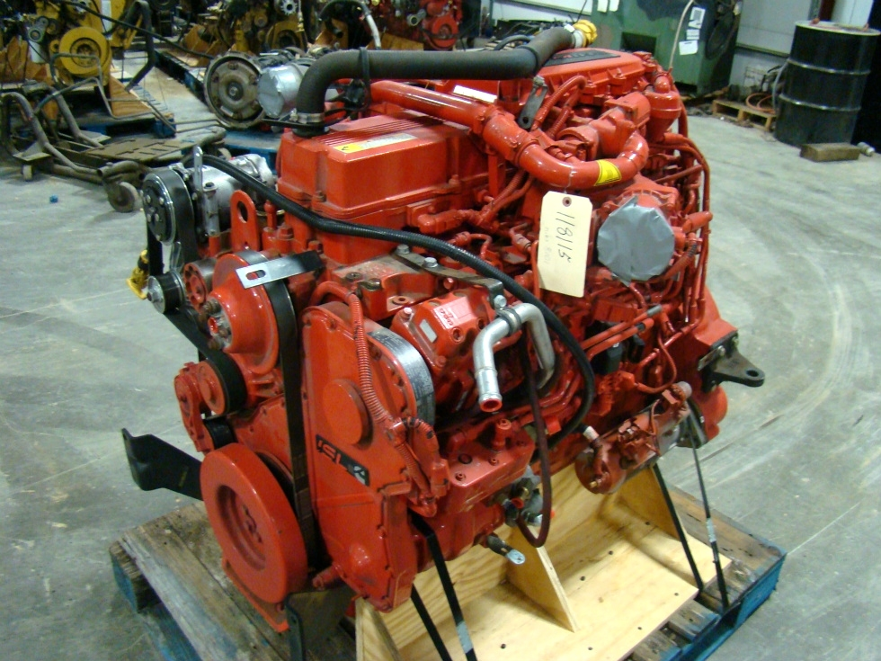 USED CUMMINS ENGINES FOR SALE   2015 CUMMINS ISL 450 FOR SALE RV Chassis Parts