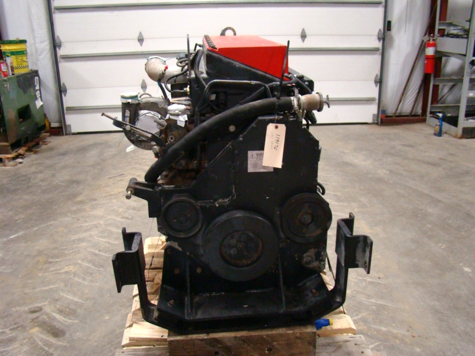 USED CUMMINS ENGINES FOR SALE | 2002 CUMMINS DIESEL ISM 500 FOR SALE RV Chassis Parts
