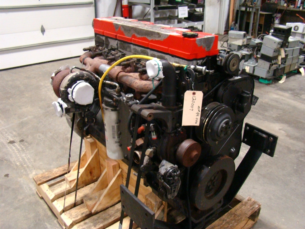 USED CUMMINS ENGINES FOR SALE | CUMMINS DIESEL ENGINE | 2002 8.8L ISL 400 FOR SALE - 94,000 MILES RV Chassis Parts