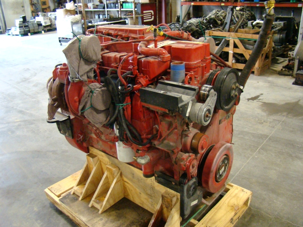 USED CUMMINS ENGINES FOR SALE | 2017 CUMMINS ISL 450 FOR SALE RV Chassis Parts