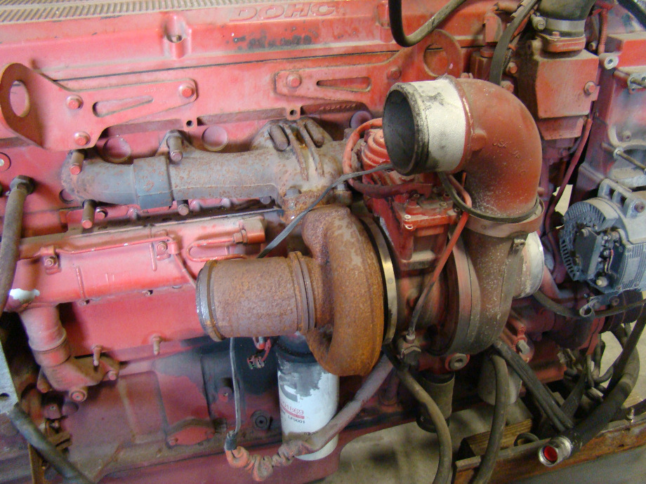 Used Cummins ISX 650 Diesel Engine For Sale RV Chassis Parts