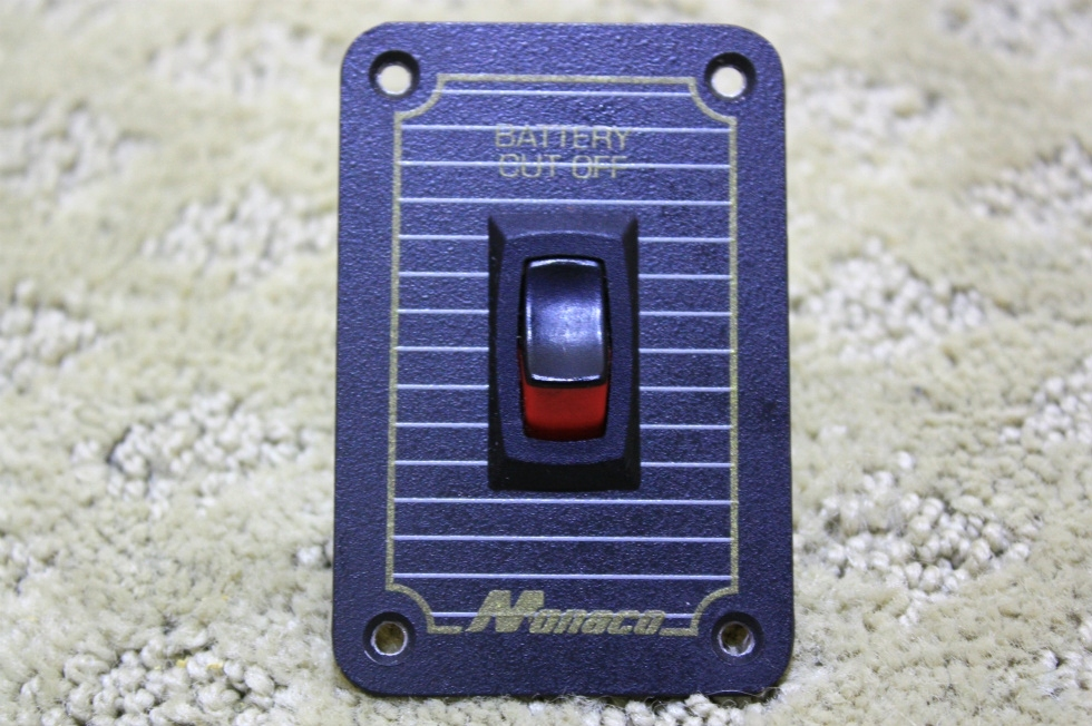 USED MONACO BATTERY CUT OFF SWITCH FOR SALE RV Components