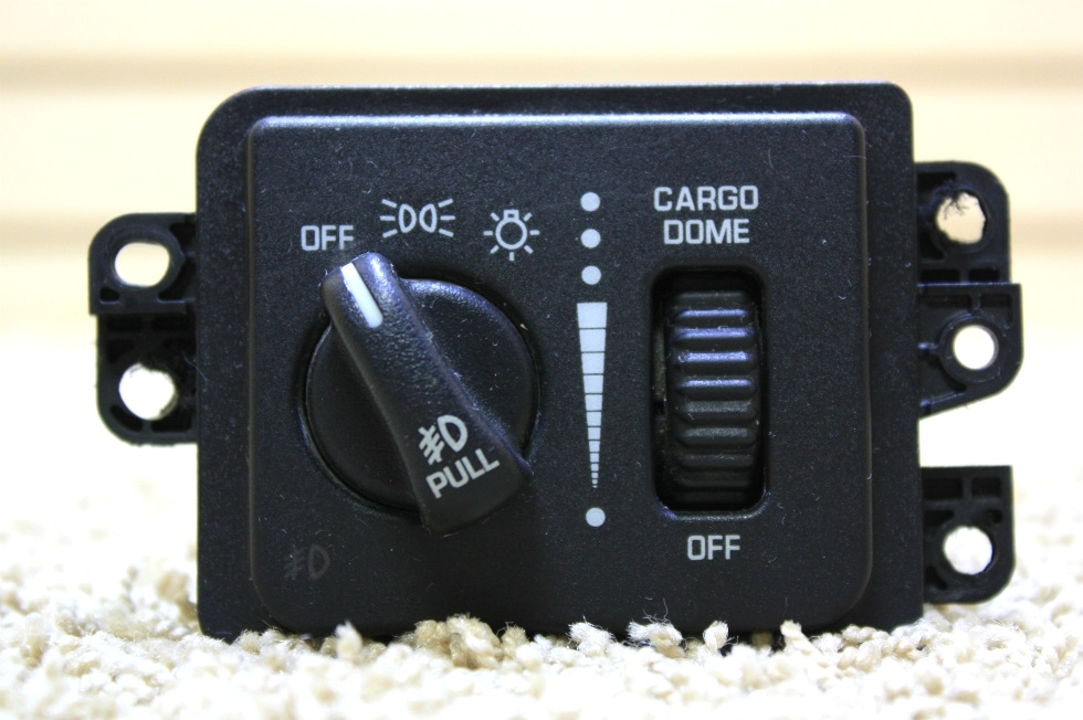 USED HEADLIGHT/CARGO DOME/FOG LIGHT SWITCH FOR SALE RV Components