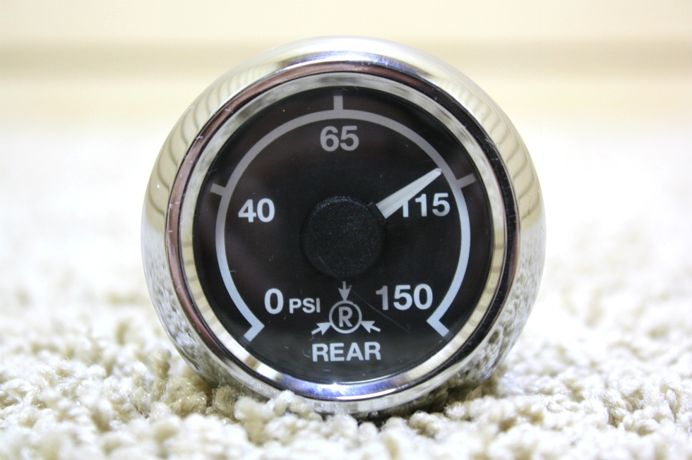 USED REAR AIR GAUGE 8620-00005-19 FOR SALE RV Components