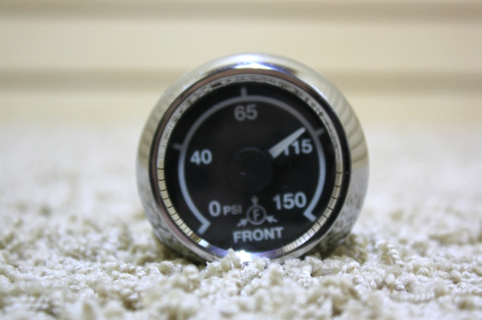 USED FRONT AIR GAUGE 8620-00004-19 FOR SALE RV Components