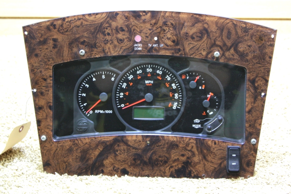 USED WORKHORSE CHASSIS - CHEVROLET DASH CLUSTER FOR SALE RV Components