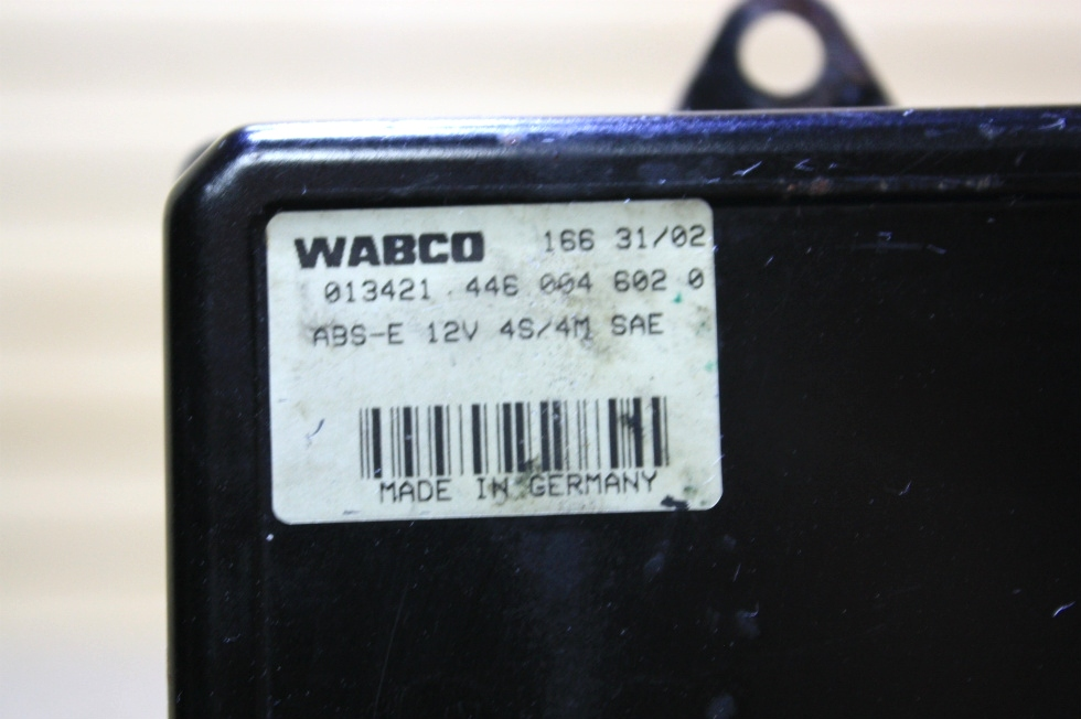 USED WABCO ABS CONTROL BOARD 446 004 602 0 FOR SALE RV Components
